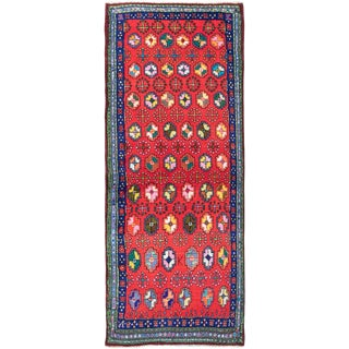 "Vintage Persian Hamadan Rug – Size: 2' 4"" X 5' 11"" For Sale"