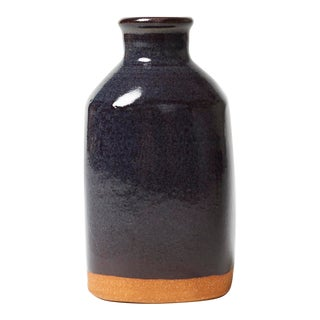 Handmade Bud Vase from New York Stoneware For Sale