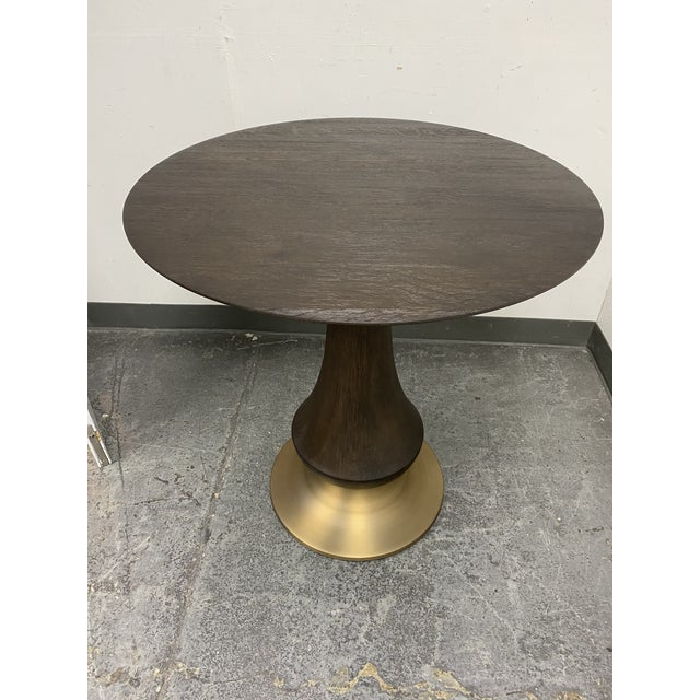 Hooker Furniture Dining Room Curata Pub Table + Two Barstools Set For Sale - Image 9 of 13
