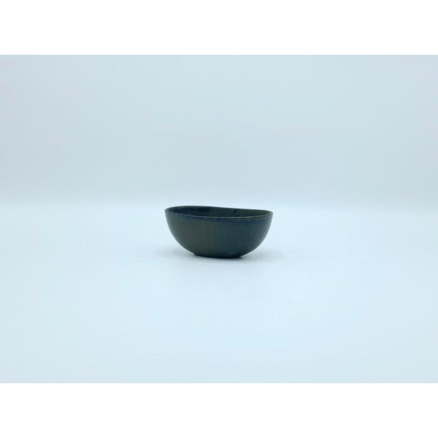Carl Harry Stalhane Carl Harry Stålhane Miniature Ceramic Bowl For Sale - Image 4 of 5