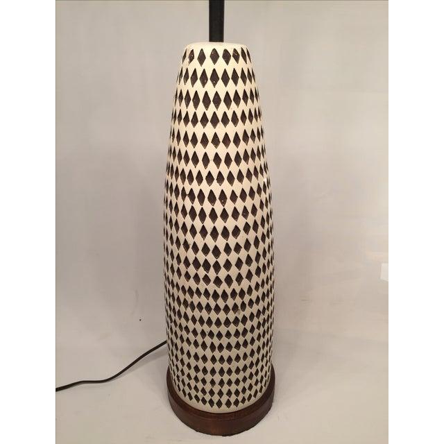 Mid-century Surrealist Table Lamp - Image 3 of 8