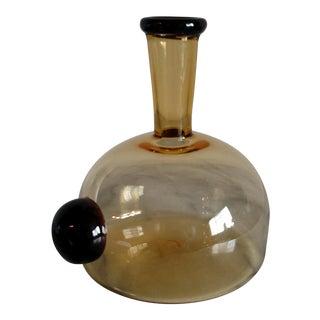 Sean Donlon Contemporary Art Glass Vessel For Sale