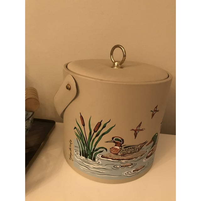 Georges Briard Mid-Century Georges Briard Ice Bucket For Sale - Image 4 of 4