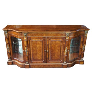 Henredon Grand Provenance Neoclassical Sideboard For Sale