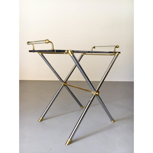 Vintage Maison Jansen Tray Table For Sale - Image 13 of 13