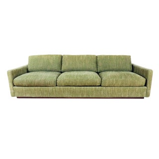 Vintage Mid Century Sofa by Milo Baughman for Thayer Coggin For Sale