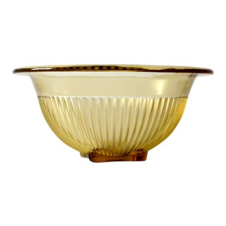 Depression Glass Bowl For Sale