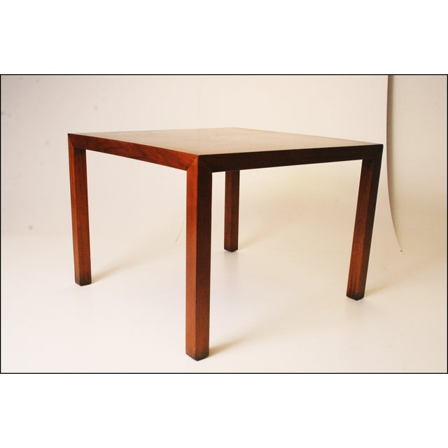 Lane Mid-Century Danish Modern Parsons Coffee Table - Image 8 of 11