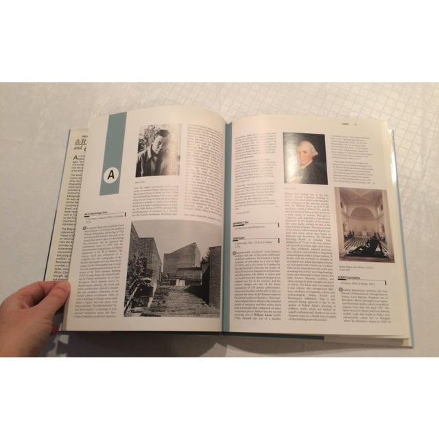 """""""The Illustrated Encyclopedia of Architects and Architecture"""" Book by Dennis Sharp For Sale - Image 10 of 13"""