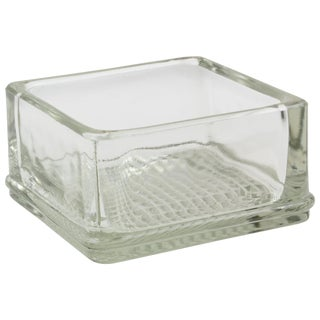 Lumax Molded Glass Ashtray Catchall, Design Le Corbusier For Sale