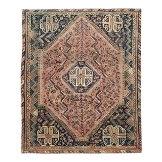 Antique Southwest Persian Rug - 4'7''x 7'4'' For Sale