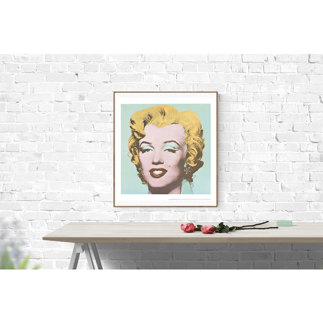 Pop Art Andy Warhol, Marilyn, Offset Lithograph, 1971 For Sale - Image 3 of 4