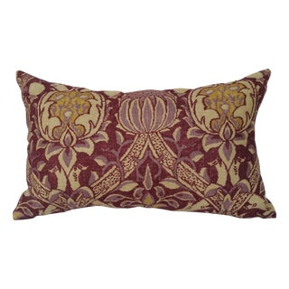 Art Nouveau Liberty Print Pillow