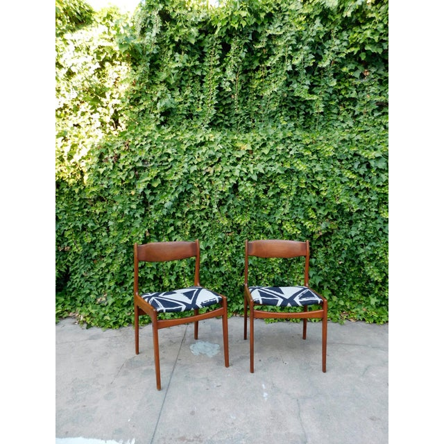 Moller Style Dining Head Chair For Sale In San Francisco - Image 6 of 11