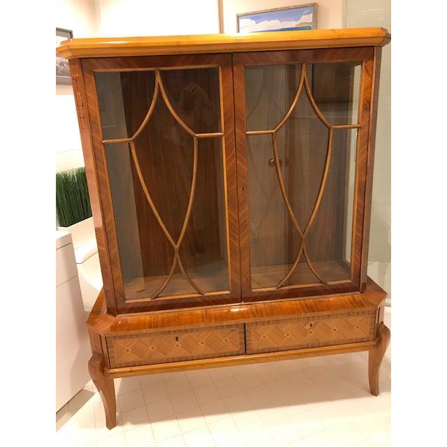 Neoclassical Ukranian Display Cabinet - Image 2 of 9