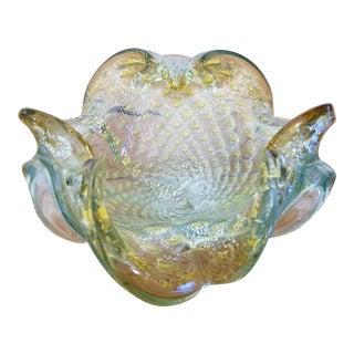 Italian Murano Glass Bowl