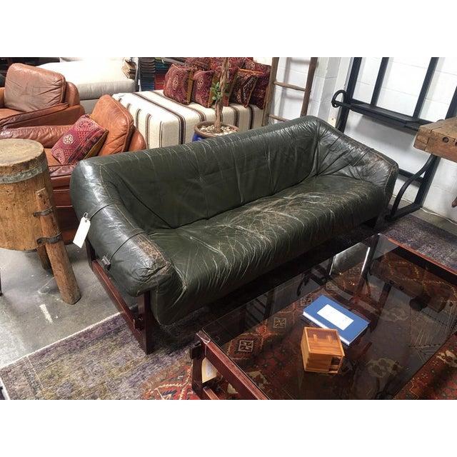 1960s 1960s Vintage Percival Lafer Brazilian Sofa For Sale - Image 5 of 8