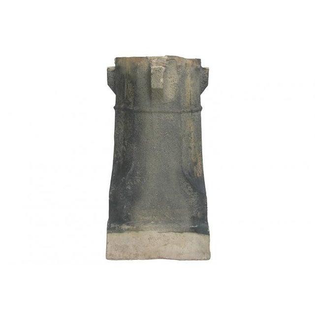 English Glazed Terracotta Chimney Pot - Image 2 of 5