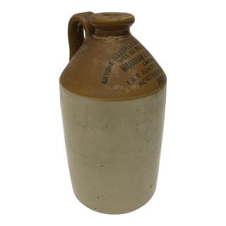 English Brewery Jug For Sale