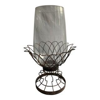 Aidan Gray Hurricane Candleholder For Sale