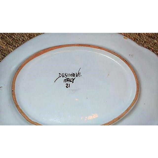 Vintage Italian Large Platter - Image 6 of 7