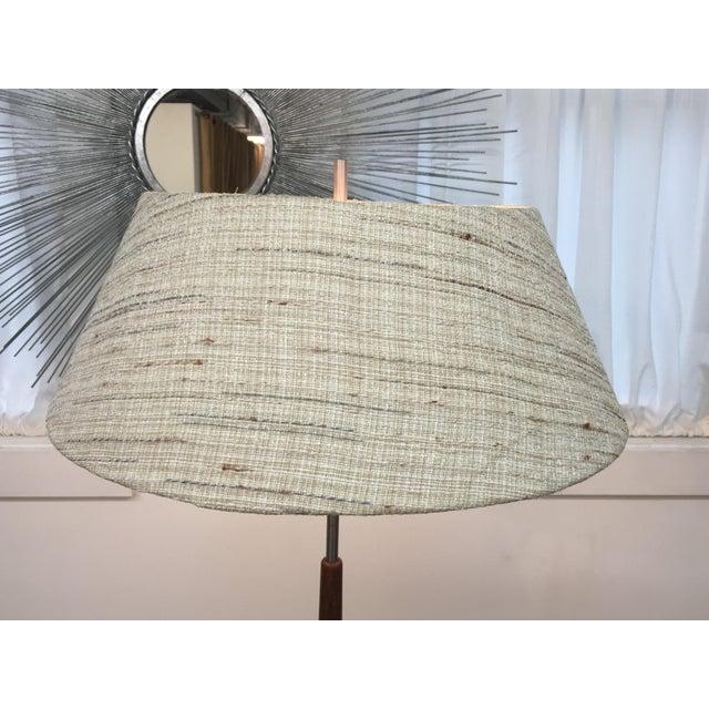 Mid-Century Modern Mid Century Modern Gerald Thurston Floor Lamp For Sale - Image 3 of 12