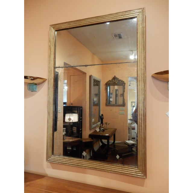 19th C. Directoire Gilt Mirror For Sale In New Orleans - Image 6 of 6