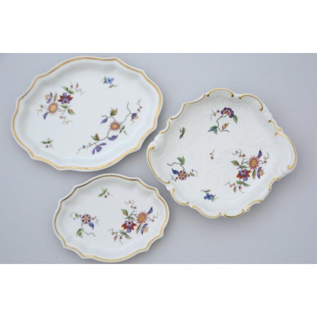 Richard Ginori Oriente Italian Porcelain Soap Dish For Sale In San Francisco - Image 6 of 7
