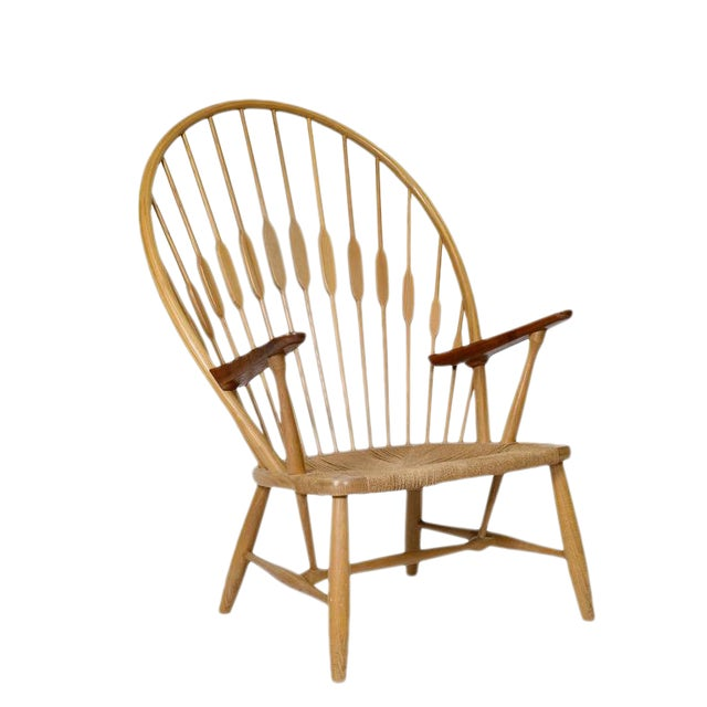 "Hans Wegner ""Peacock"" Chair For Sale"