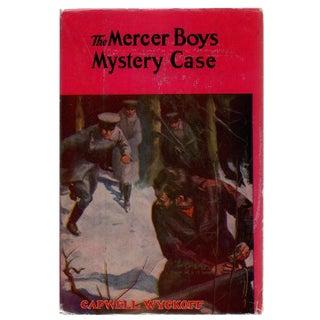 """1929 """"The Mercer Boys' Mystery Case"""""""