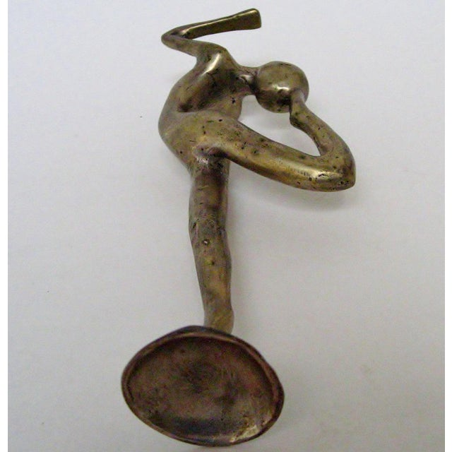 Handmade Brass Figurine - Image 8 of 8