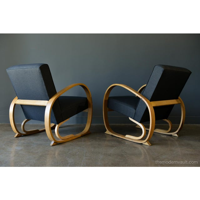 Stupendous 1940S Art Deco Bentwood Chairs A Pair Gmtry Best Dining Table And Chair Ideas Images Gmtryco