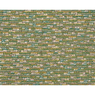 Hinson for the House of Scalamandre Rocket Fabric in Green For Sale