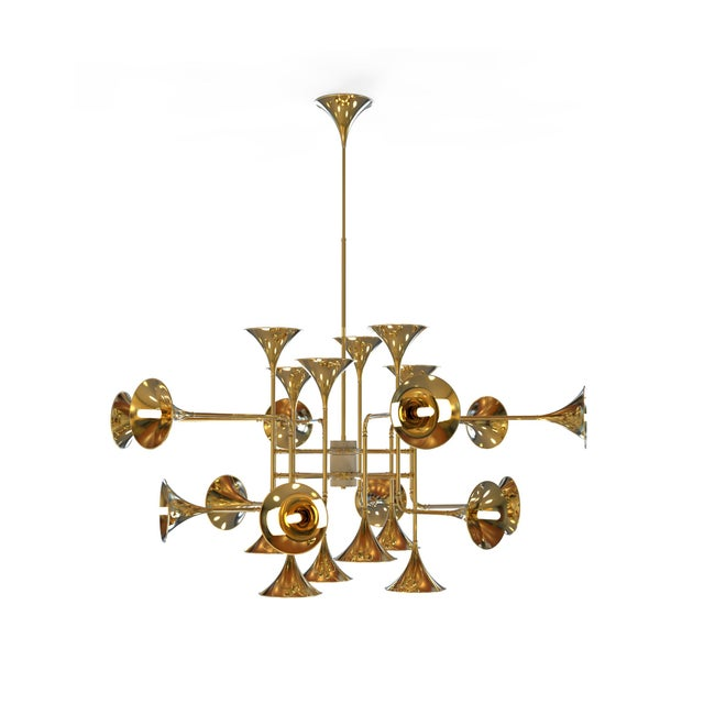Botti 150 Chandelier From Covet Paris For Sale - Image 4 of 13