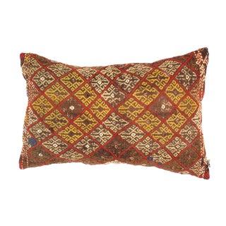 Pasargad Turkish Sumac Large Pillow For Sale