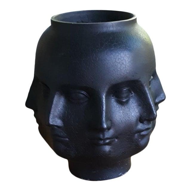 Jonathan Adler Dora Maar Faces Vase For Sale