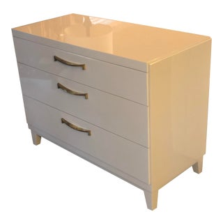 1960s Mid-Century Modern Ramseur Furniture Co. Chest of Drawers For Sale