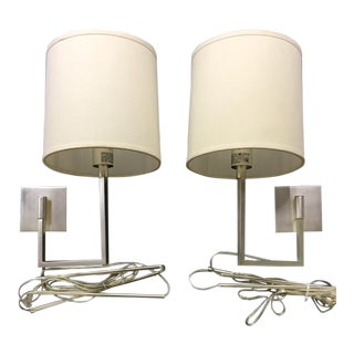 Visual Comfort Barbara Barry Aspect 1 Lights - A Pair For Sale