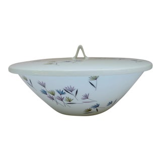 Rosenthal Porcelain Lidded Serving Bowl For Sale
