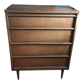 Mid-Century Wooden Dresser