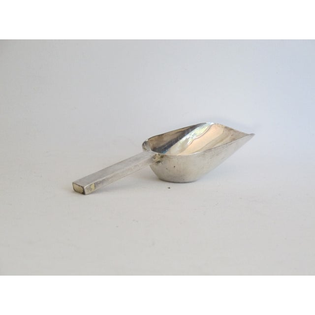 Silverplated Ice Scoop - Image 6 of 7