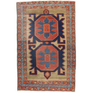 "RugsinDallas Russian Geometric Rug - 4'1"" X 6'3"" For Sale"