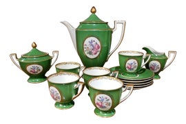 Image of Green Coffee and Tea Service