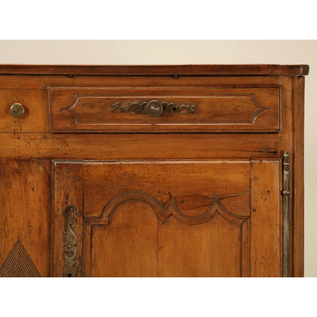 Country French Antique Buffet For Sale In Chicago - Image 6 of 10