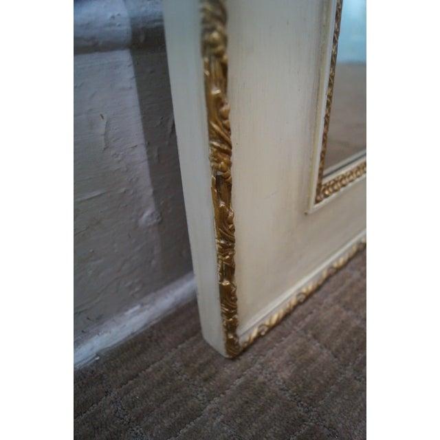 Henredon Vintage Gilt Louis XV Trumeau Mirror - Image 10 of 10