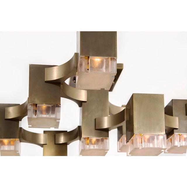 Gaetano Sciolari Chandelier For Sale - Image 5 of 6