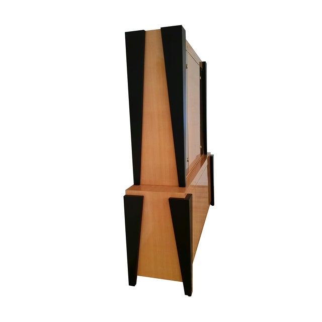 Contemporary Custom Dining Room Hutch/Buffet - Image 3 of 7