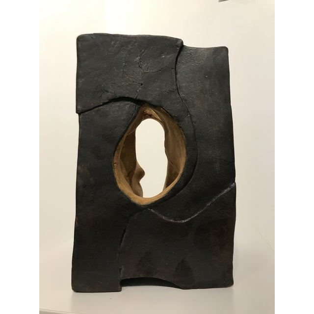 """2020s """"Glow"""" Contemporary Ceramic Sculpture by Corinne Peterson For Sale - Image 5 of 9"""