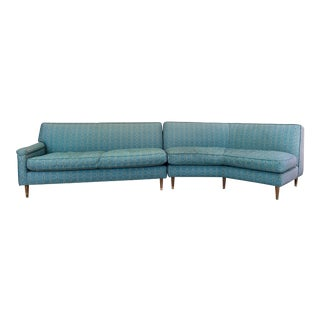 Vintage Mid Century Sectional For Sale