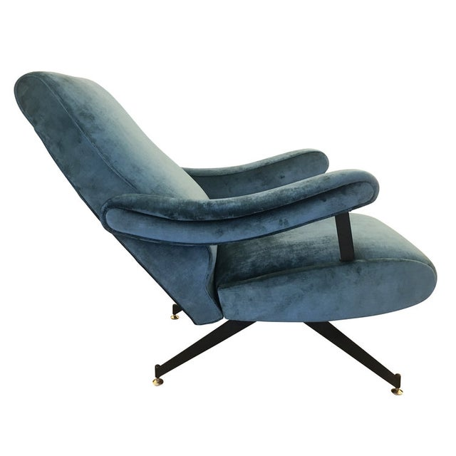Formanova Reclining Lounge Chair by Formanova For Sale - Image 4 of 6